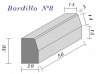 Bordillo N.8 20x30x50